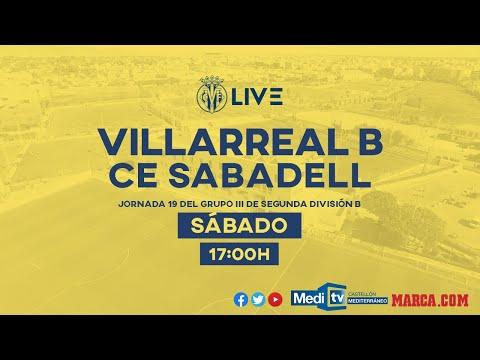 Villarreal II Sabadell CE Match Highlights
