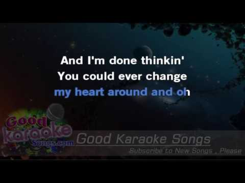 A Little Bit Stronger -  Sara Evans (Lyrics Karaoke) [ goodkaraokesongs.com ]