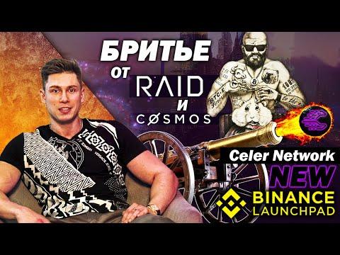 Криптовалюта Celer Network на Binance L Зашквар Bittrex с ICO RAID