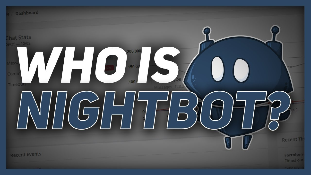 Who Is Nightbot?