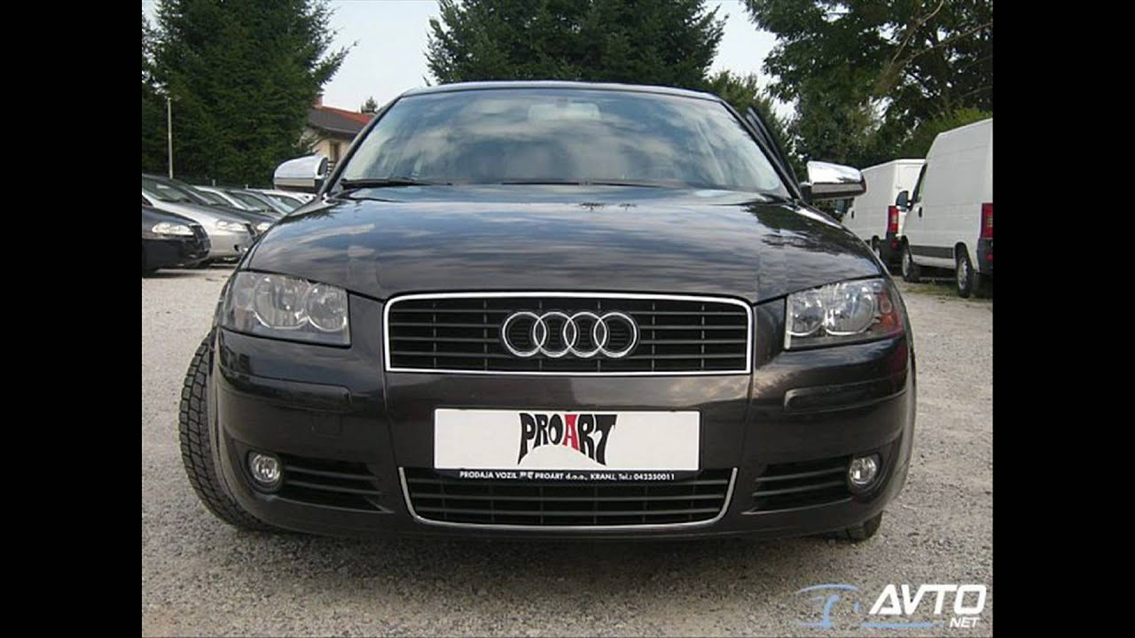 Audi A3 20 Fsi Attraction Sport Full Reviewstart Up Engine And