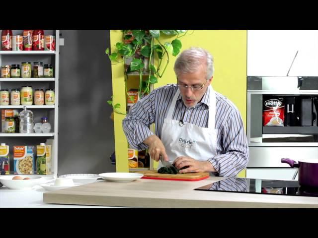 Le Delizie di Leonardo #19 - Gnocchi Ricotta e Spinaci con Pesto di Pomodori Secchi