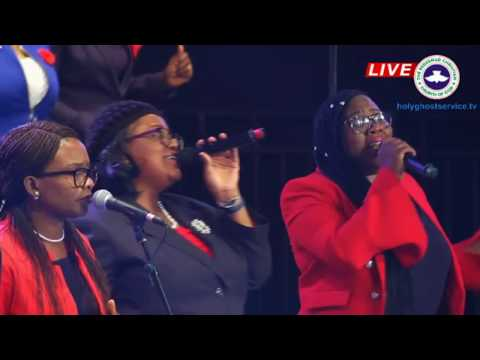 PRAISE AND WORSHIP RCCG LONDON FESTIVAL OF LIFE 2017