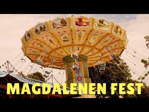 Magdalenenfest in Munich - 2017 - Travel Germany