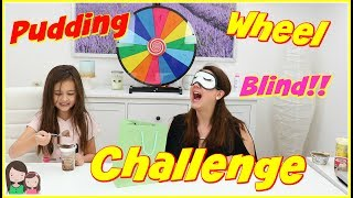GLÜCKSRAD CHALLENGE - Blind Pudding erraten 🍮 Mystery Wheel of Blind Bags