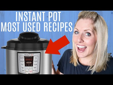 6 Things to Make in Your Instant Pot Every Week – Perfect for Beginners