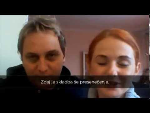Lena Katina & Sash Kuzma Interview @ Planet TV