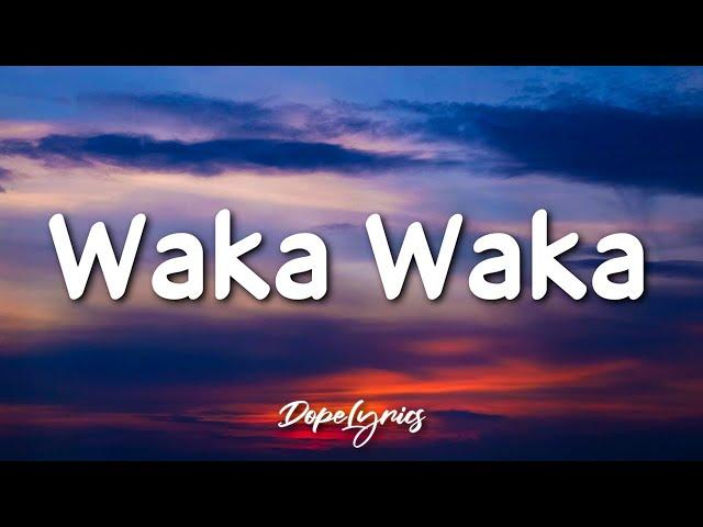 free download mp3 waka waka shakira this time for africa