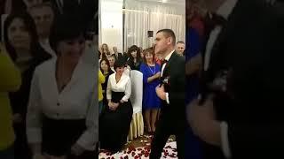 Свадьба. Выход жениха