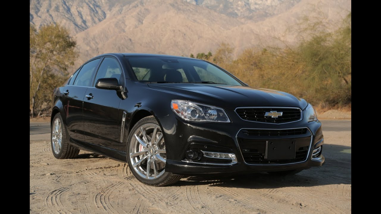 small resolution of 2014 chevrolet ss review