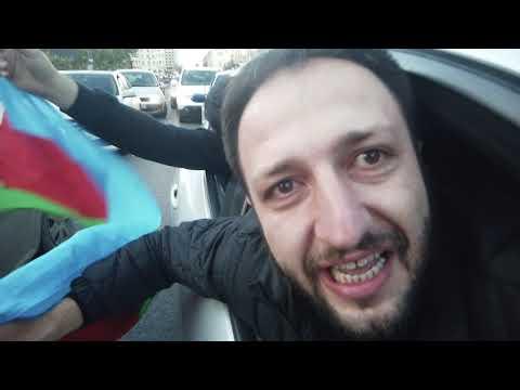 YOOOK böyle bir sevinç! ⚡#ŞUŞA 🇦🇿 Halk çoşkuyu bakın nasıl kutladı #Azerbaycan #Karabağ #Karabakh