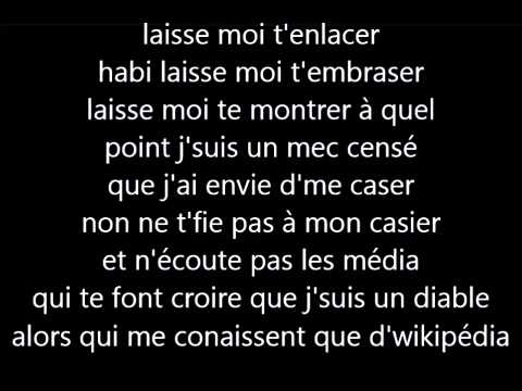 Mister YOU - à TOI ( paroles)