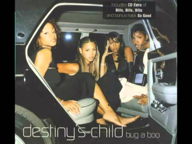 Destinys Child- Bug A Boo (Acapella)