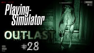 Playing Simulator - Scary Sex Cinema - Outlast Part 28