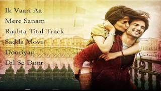 Raabta Full Audio Jukebox | Sushant Singh | Kriti Sanon | Pritam | Arijit Singh
