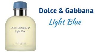 Reseña Dolce & Gabbana Light Blue en español