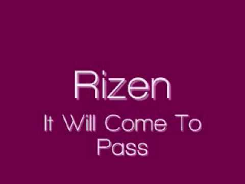 Rizen - It Will Come To Pass