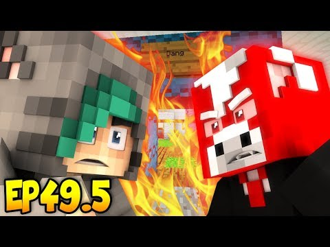 THE WAR IS BACK ON - Minecraft Harmony Hollow Modded SMP EP49.5 S3