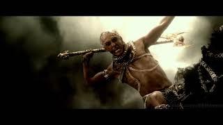 Ксеркс отрубает голову трупу царя Леонида - 300 спартанцев  Расцвет империи