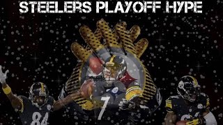 Steelers Playoff Hype