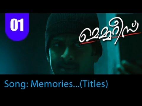 Memories Movie Clip 1 | Song | Memories...(Titles)