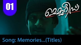 Memories Movie Clip 1 | Song | Memories...(Titles)