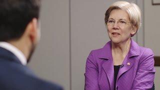 Elizabeth Warren lays out how Bernie Sanders
