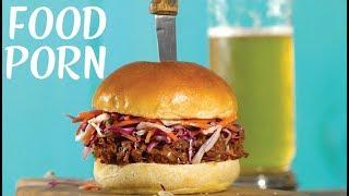 Food Porn   The Edgy Veg Cookbook Trailer   The Edgy Veg