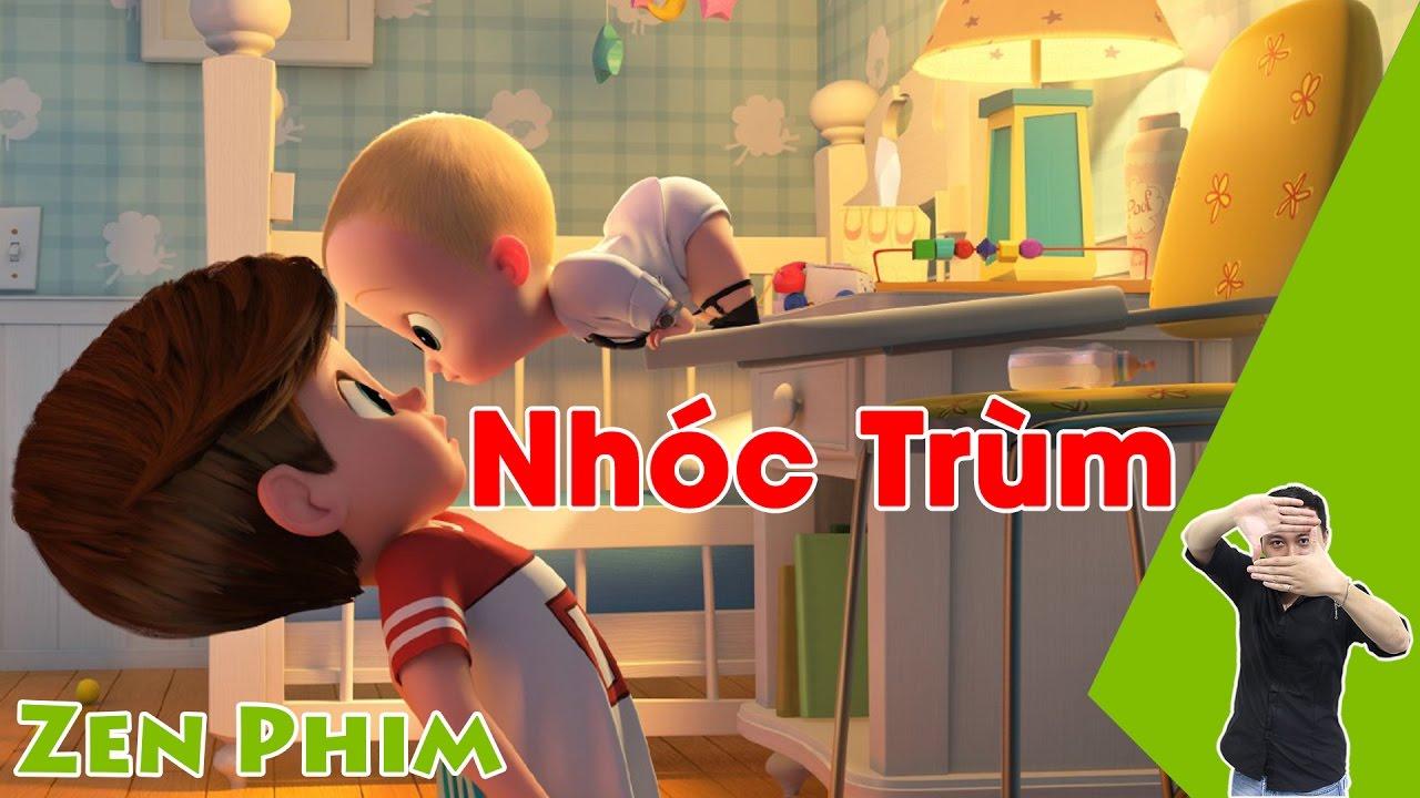 Review phim Nhóc Trùm (THE BOSS BABY)