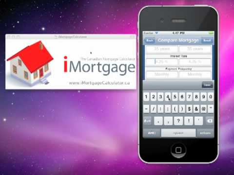 Mortgage Payment Calculator, Compare Two Mortgage Payment Options - YouTube