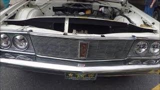 1965 Chrysler Newport Convertible Cream TheVillages 081917