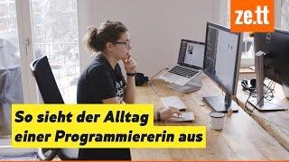 5 Fakten zum Job als Programmiererin   Auf Arbeit
