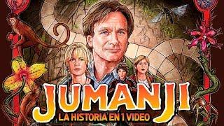 Jumanji I La Historia en 1 Video