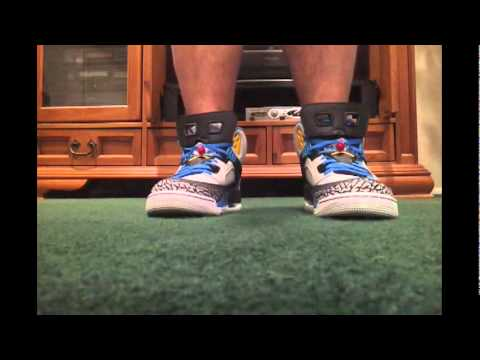 32e901169c1 Jordan Spizike Bordeaux review on feet with multiple laces - YouTube
