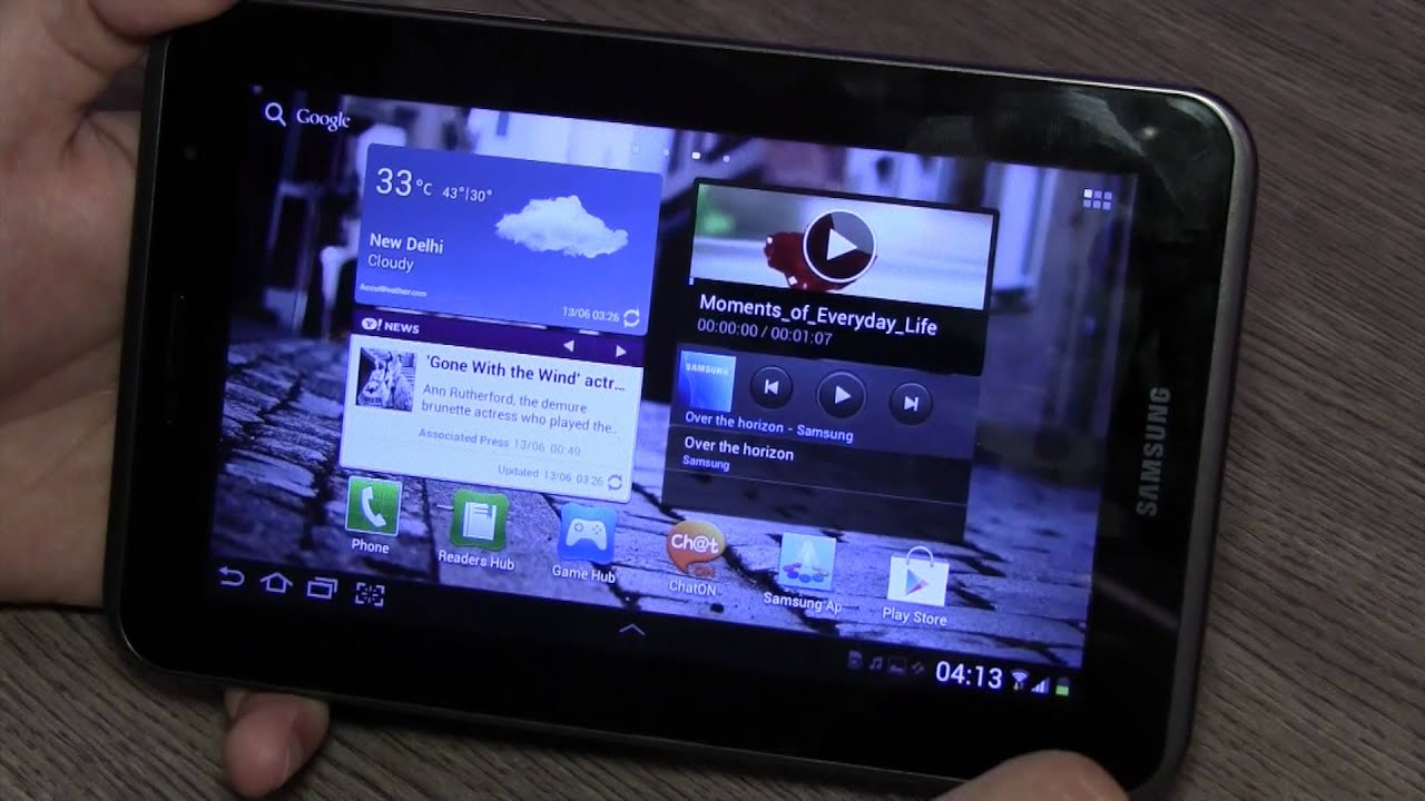 Samsung Galaxy Tab 2 310    P3100 In Depth Review - Igyaan Hd