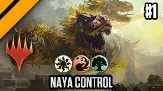 MTG Arena -  Naya Control Experimentation P1