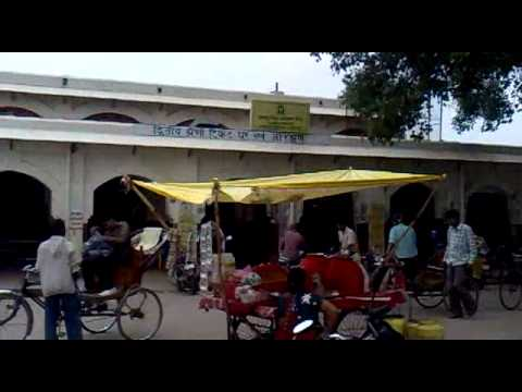 PRATAPGARH RAILWAY STATION PBH..mp4