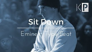 "Video Hard Eminem Type Beat 2017 | ""Sit Down"" download MP3, 3GP, MP4, WEBM, AVI, FLV Agustus 2018"