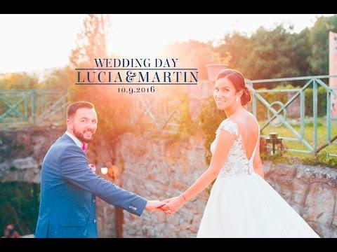 Lucia & Martin - Wedding Day 10.09.2016 - Wiegerova Villa - Slovakia