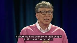 COVID19 : Bill Gates told us @TED 2015