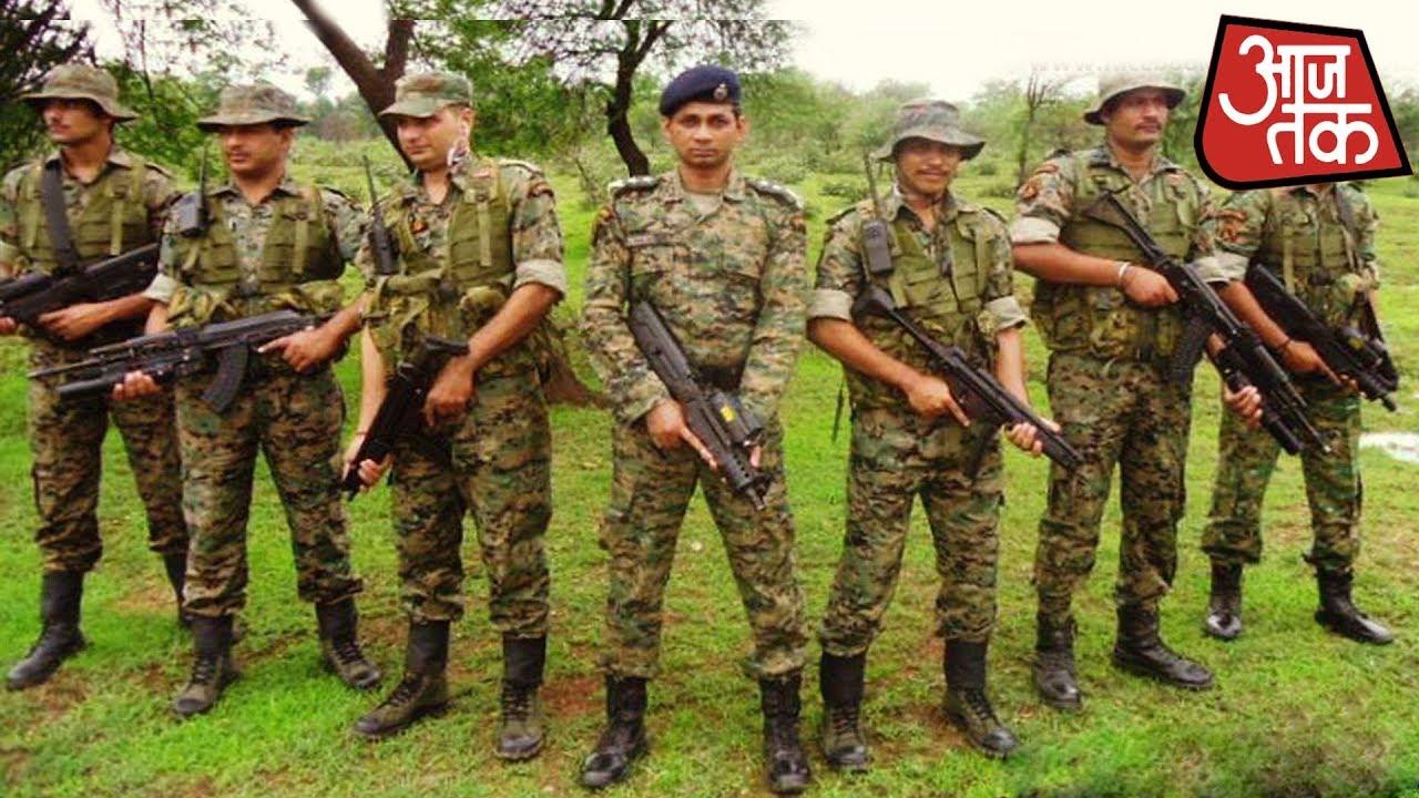 Vande Mataram Cobra Commandos Of Crpf Youtube