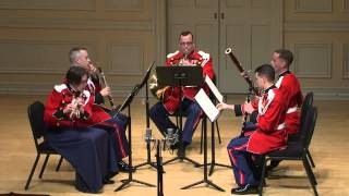 Irving Fine Partita for Wind Quintet