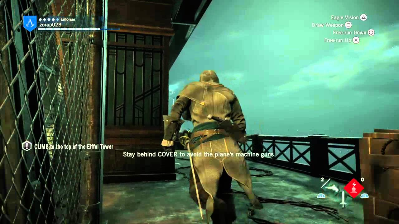 Assassin S Creed Unity Ww2 Occupied Paris Rift Youtube