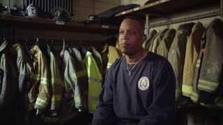 Jermaine Woods: 2013 Liberty Mutual Insurance National Firemark Award Nominee