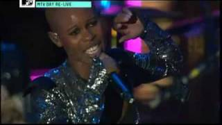 Skunk Anansie - Secretly @ MTV DAY 2009