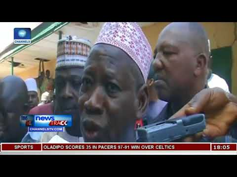 Gov Ganduje Lauds INEC, Residents For Peaceful Elections In Kano