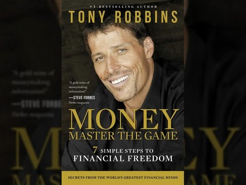 Tony Robbins - Money  Master the Game Step 1