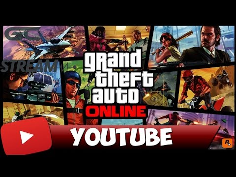 🔴 ВЫХОДИМ В ОНЛАЙН - стрим по игре GTA 5 Online (PS4) 🔴