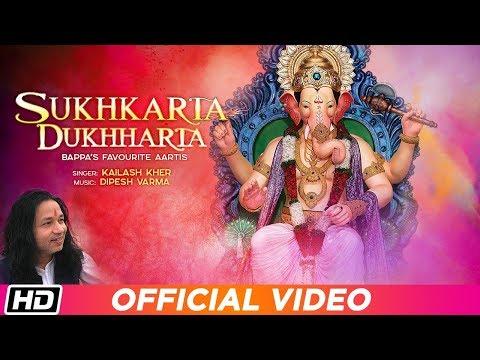 sukhkarta-dukhharta-|-kailash-kher-|-dipesh-varma-|-ft.taufiq-qureshi-|-ganesh-utsav-2019
