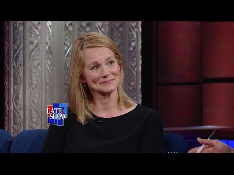 Laura Linney Remembers New York City's Good Old Days